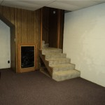 A basement BEFORE Swisstrax