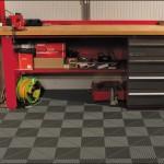 Residential Workshop: Ribtrax (Slate Grey)