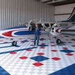 Hangar Floor: Ribtrax (Arctic White, Racing Red, Royal Blue)
