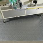 Industrial Work Station: Diamondtrax (Slate Grey)