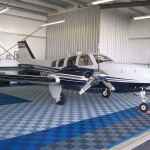 Hangar Floor: Ribtrax (Pearl Silver, Slate Grey, Royal Blue)
