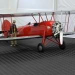 Hangar Flooring: Ribtrax
