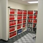 Office Flooring: Ribtrax (Pearl Silver, Slate Grey)