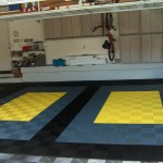 Modular Design Garage: Ribtrax (Citrus Yellow, Jet Black, Slate Grey)
