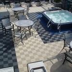 Hotel Pool: Ribtrax
