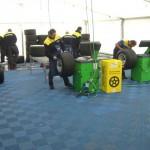 Workshop Flooring: Ribtrax