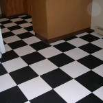 Checkerboard Workshop: Floortrax (Jet Black, Arctic White)