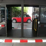 MINI Car Dealership Service Center: Floortrax (Jet Black)