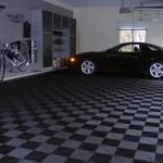 Solid Color Garage: Ribtrax (Jet Black)