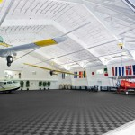Bird Space Technologies Airplan Hangar: Ribtrax