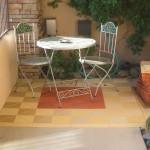 Patio Table Area: Ribtrax