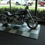 Motorcycle Display: Diamondtrax