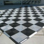Welcome Mat: Ribtrax (Pearl Silver, Jet Black)