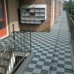 Slate Grey Ribtrax Balcony