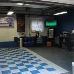 Diamondtrax Garage (Island Blue, Pearl Silver)