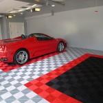 Ferrari Garage: Ribtrax (Jet Black, Racing Red, Pearl Silver)