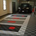 Modular Tri-Color Design Garage: Ribtrax