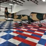 Meier Hangar Floor: Ribtrax