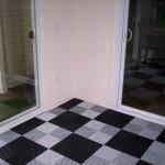 Sun Room with Ribtrax Checkerboard