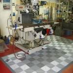 Workbench Pads: Ribtrax (Pearl Silver, Slate Grey)