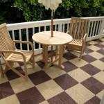 Desert Tone Checkerboard Deck: Ribtrax