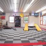 Functional Workshop Garage: Ribtrax (Pearl Silver, Slate Grey, Racing Red)