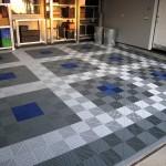 Squared Garage: Ribtrax (Pearl Silver, Slate Grey, Royal Blue)