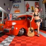 Hot Rod Garage: Ribtrax (Racing Red, Pearl Silver, Jet Black)