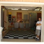 Checkerboard Ribtrax Floor Pad