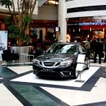 SAAB Car Display: Diamondtrax