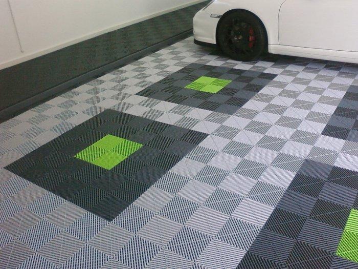 Best Garage Floor Tiles Interlocking Flooring
