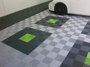 Ribtrax Residential Garage