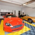 Rooney Garage: Ribtrax (Citrus Yellow, Pearl Silver, Slate Grey)