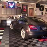 Race Garage: Ribtrax (Jet Black, Slate Grey, Racing Red, Arctic White)