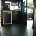 MINI Car Dealership Service Booth: Floortrax (Jet Black)