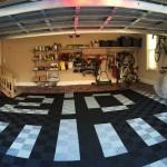 Aviation Themed Garage: Ribtrax (Jet Black, Pearl Silver)