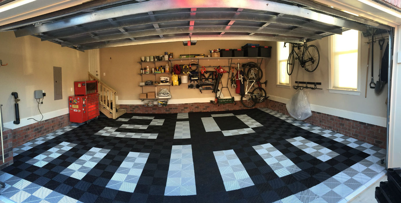 depot n battleship golf the accessories floor ft x gray cart diamond garage deck b mat home flooring