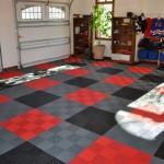 Cooper Window Garage: Ribtrax (Racing Red, Slate Grey, Jet Black)