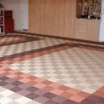 Desert Tone Garage: Ribtrax (Mocha Java, Terra Cotta, Chocolate Brown)