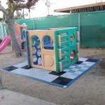 Playground Pad: Ribtrax (Jet Black, Pearl Silver, Island Blue)