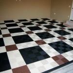 Swede Floor: Ribtrax (Jet Black, Chocolate Brown, Mocha Java)