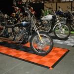 Motorcyle Pad Display: Ribtrax