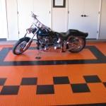 Motorcycle Flooring: Diamondtrax
