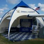 Outdoor Event Display: Ribtrax