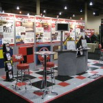 Indoor Show Booth: Ribtrax