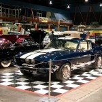 Collector Car Event Display: Diamondtrax