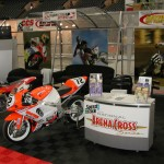 Show Booth: Ribtrax (Jet Black, Racing Red)
