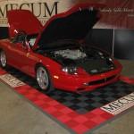 Mecum Auto Auctions Car Display: Ribtrax