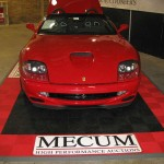 Mecum Auto Auctions Car Display: Ribtrax