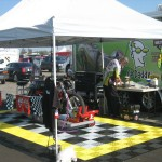 Motorsports Event Display: Ribtrax